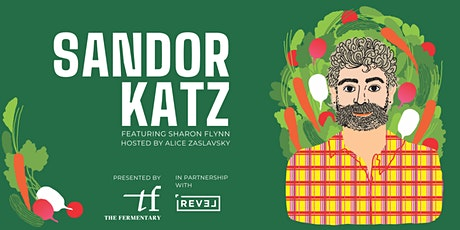 In Conversation with Sandor Katz tickets