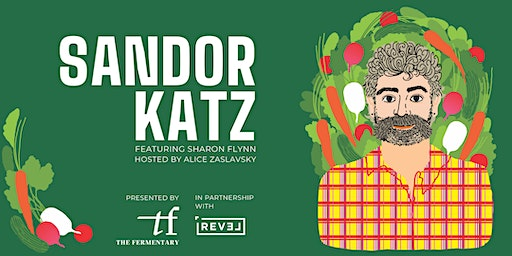 In Conversation with Sandor Katz