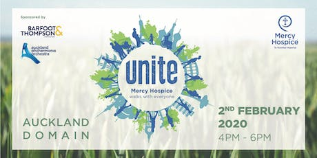 UNITE walk for Mercy Hospice tickets