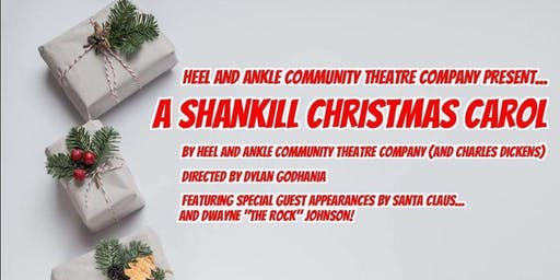 A Shankill Christmas Carol (Saturday 7th December)
