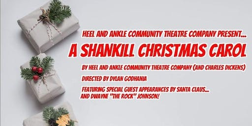 A Shankill Christmas Carol (Matinee - 3.00pm Saturday 7th December)