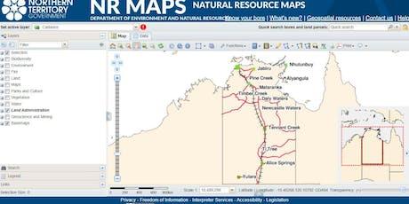 Free 2 hour NR Maps Training Workshop  tickets