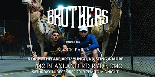 under 18 block party ft brothers,kdrip,yungfiji and thefakejarti