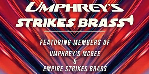 Umphrey's Strikes Brass ft. ESB w/ members of UM - AVL Umphrey's Late Night