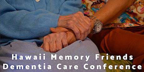 HMF Dementia Care Conference tickets