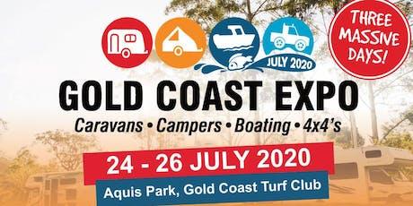 2020 Gold Coast Expo tickets