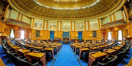 Hunt's Photo Walk: The Massachusetts State House