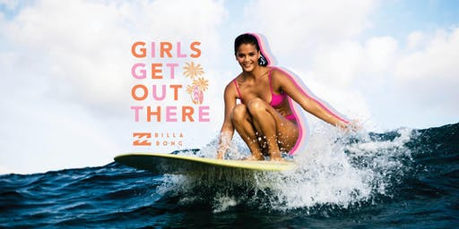 Billabong Girls Get Out There Day
