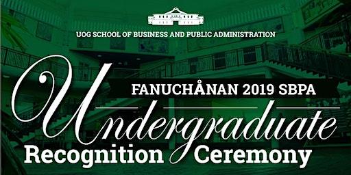 Undergraduate Recognition Ceremony