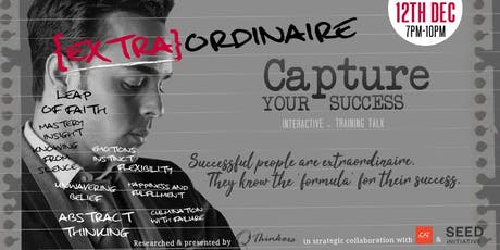 Capture Your Success - Interactive Training Talk tickets