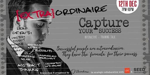 Capture Your Success - Interactive Training Talk