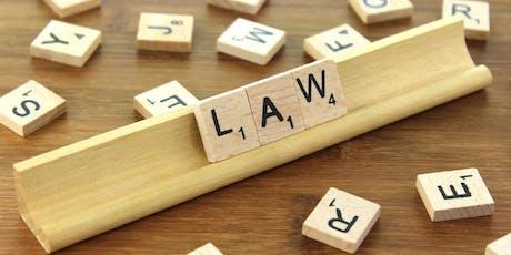 Law Information Seminar & Sample Class (Dec 2019) tickets