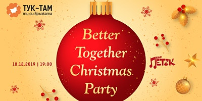 Better Together Christmas Party