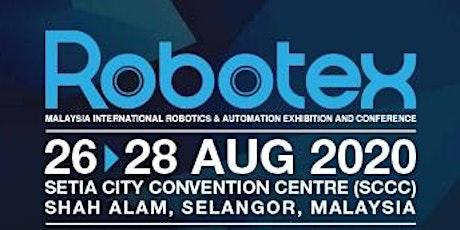 ROBOTEX MALAYSIA 2020 tickets
