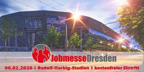 19. Jobmesse Dresden Tickets