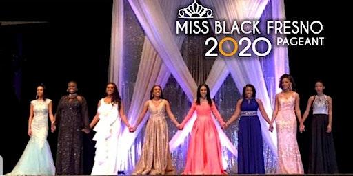 Miss Black Fresno Pageant 2020
