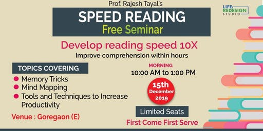 Read and Lead Free Seminar