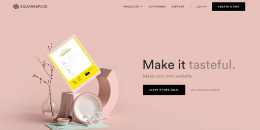 Build a Beautiful Squarespace Website in One Day Workshop