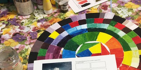 Workshop: aiuto non so fare i colori!  tickets