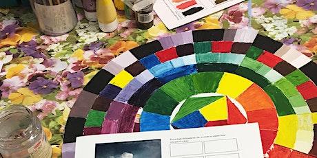 Workshop: aiuto non so fare i colori!  biglietti
