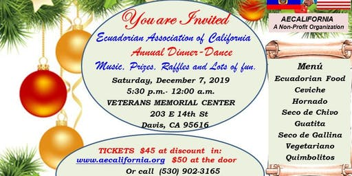 AECalifornia Annual Dinner-Dance
