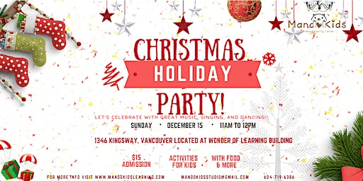 A Chinese Christmas Party! ~Fun Educational Experience for Kids!