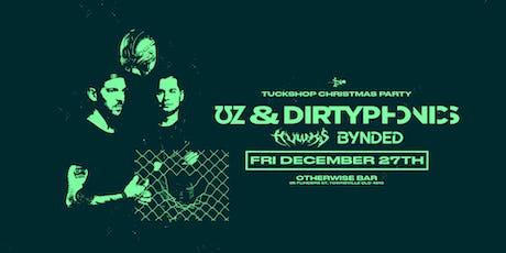 Tuckshop Townsville Christmas ft. UZ & Dirtyphonics + more tickets