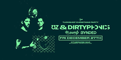 Tuckshop Townsville Christmas ft. UZ & Dirtyphonics + more tickets