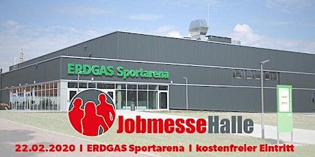 7. Jobmesse Halle/ S. Tickets