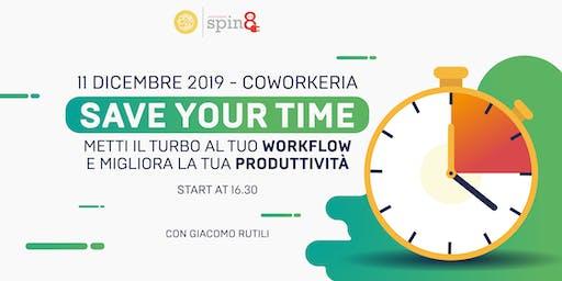 Metti il turbo al tuo Workflow e migliora la tua Produttività