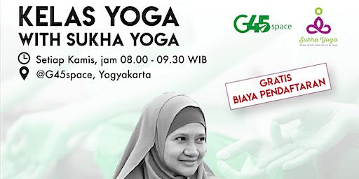 Yoga Class | Berbayar