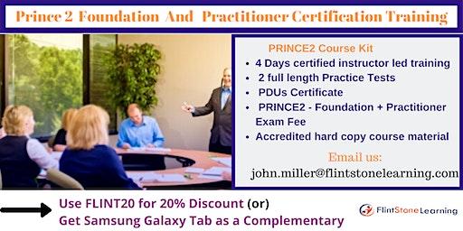 PRINCE2® Foundation and Practitioner Certification in Edinburgh, United Kingdom