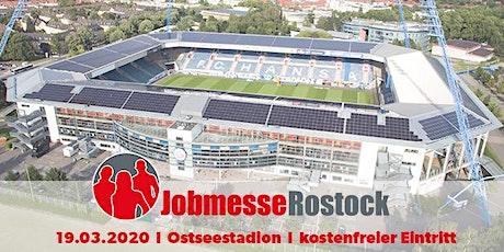 9. Jobmesse Rostock Tickets