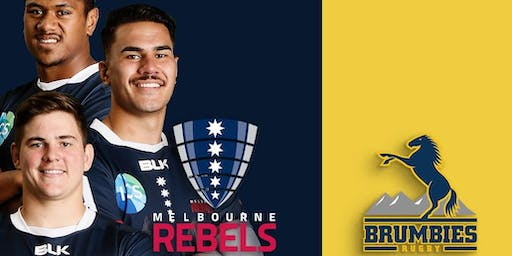 Super Rugby Trial - Rebels v Brumbies in Albury