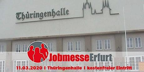 6. Jobmesse Erfurt Tickets