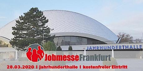 4. Jobmesse Frankfurt Tickets