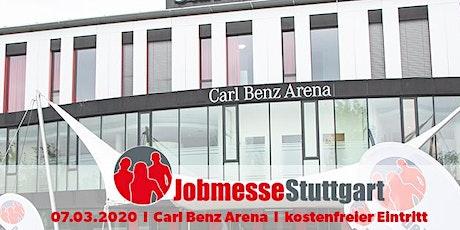 2. Jobmesse Stuttgart Tickets