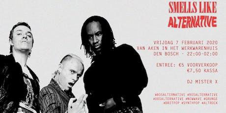 Smells Like Alternative - Den Bosch #1 tickets