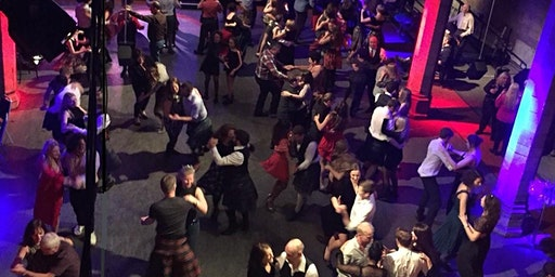 Night Afore Warm-Up Ceilidh
