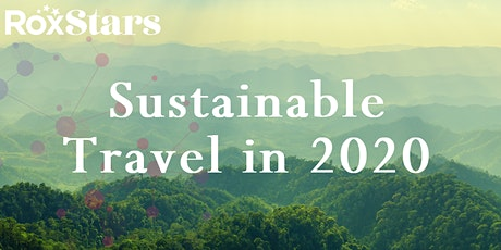 Roxhill Breakfast: Sustainable Travel in 2020 tickets