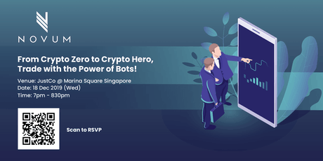 From Crypto Zero to Crypto Hero, Trade with the Power of Bots! tickets