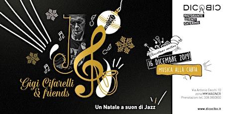 Musica alla Carta - Christmas Edition | Dicocibo biglietti