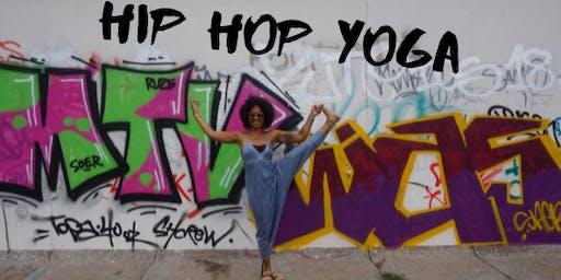 Hip Hop Yoga Workshop