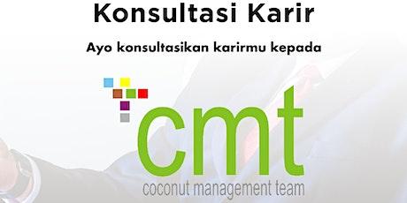 Konsultasi Karir GRATIS tickets