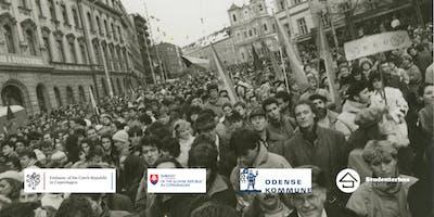 The 1989 Velvet Revolution