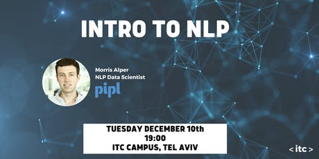 Introduction to NLP billets
