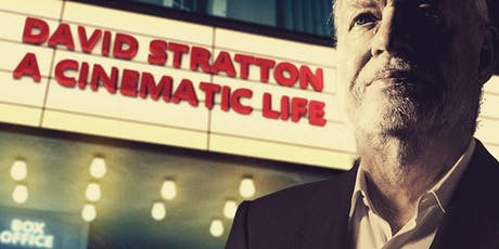 """Movie """"David Stratton: A Cinematic Life"""" @Girrawheen Library tickets"""