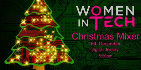 Women In Tech Christmas Mixer tickets