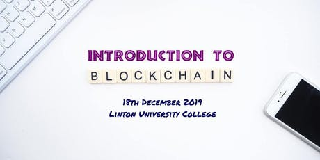 Introduction to Blockchain tickets