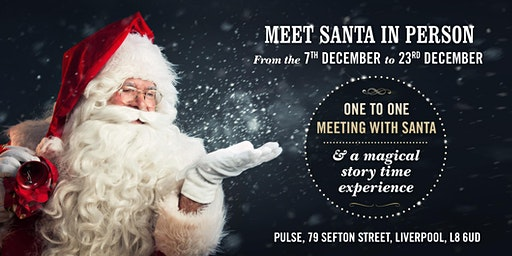 Santa's Story Time